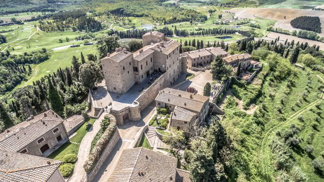 This Restored Medieval Town Should Be Your Next Tuscan Vacation