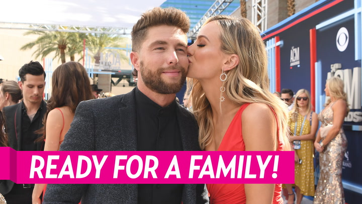 Lauren Bushnell and Fiance Chris Lane Adopt a Foster Dog — And They Bought a House!