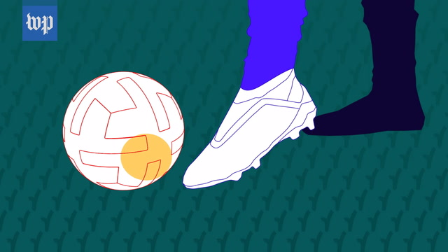 How to bend the ball like soccer's biggest stars