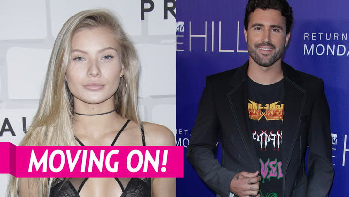 Brody Jenner Shows Off PDA With Rumored Girlfriend Josie Canseco After Split From Kaitlynn Carter