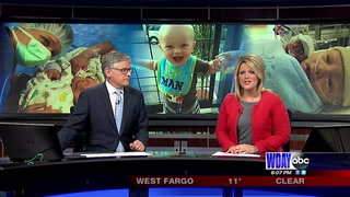 Boy one year after Fargo doctor preforms life saving surgery