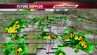 StormTRACKER Weather Tuesday Evening