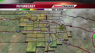 StormTRACKER Wednesday Midday Update