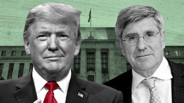 Opinion | Trump needs to leave the Fed alone. Stop pushing political operatives like Stephen Moore.