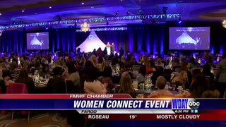 Fargo hosts women connect event