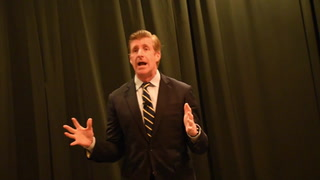 Patrick Kennedy Talks about His Passion of Helping People