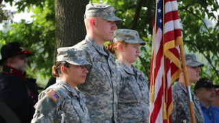 Red Wing Memorial Day service
