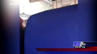 Viral photo speaks to safety issue among flights