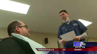 Homeless community receives free dental work from local doctor
