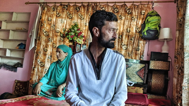 Father recounts midnight arrest of his 17-year-old son in Kashmir