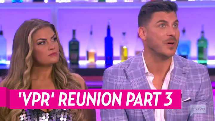 Stassi Schroeder Quit Taking Adderall After Argument With Beau Clark and More Revelations From Part 3 of the 'Vanderpump Rules' Reunion