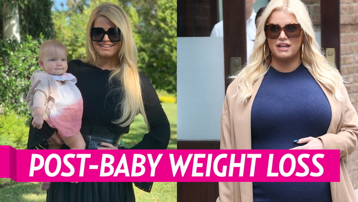 Jessica Simpson's Trainer Reveals What She Ate to Lose 100 Lbs After Third Baby