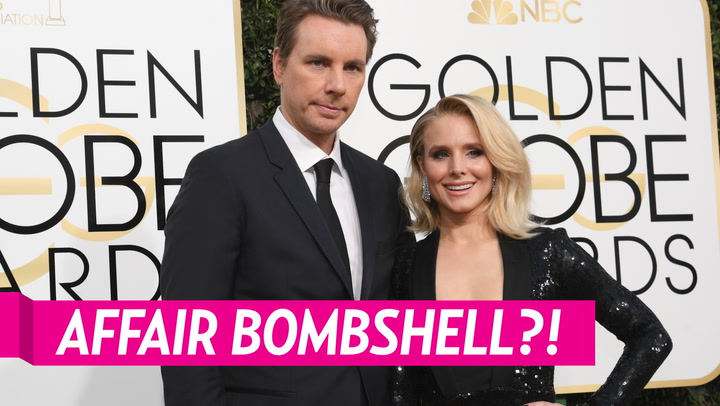 Celebrities Help Dax Shepard Laugh Off Affair Rumors After His Denial