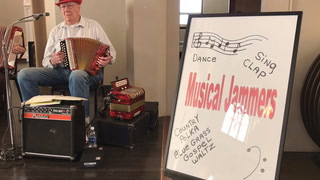 Musical Jammers at the Rosemount Steeple Center