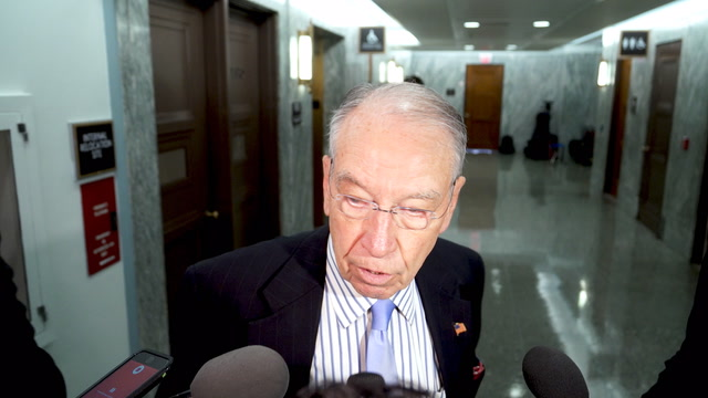 Grassley on classified meeting: 'if invited, I'll go'