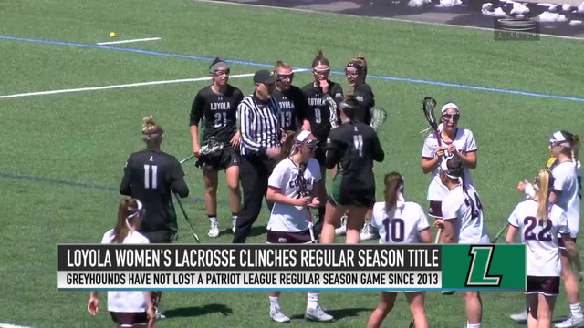 Latest News in Patriot League Women's Lacrosse, Baseball and Softball