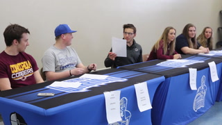 Brainerd Sports Signing
