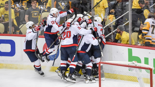 Sports Booth: Capitals fans rejoice in victory against Penguins