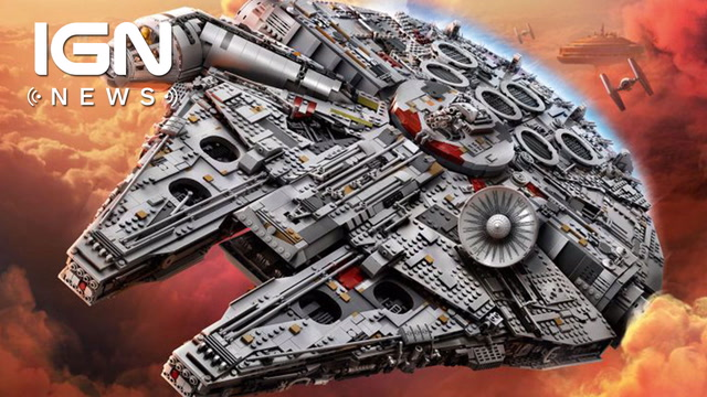 Massive LEGO Sets to Release by Year's End - IGN News