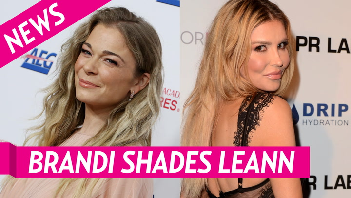 Brandi Glanville Says She and LeAnn Rimes Are 'Like Sister Wives' After Eddie Cibrian Cheating Scandal