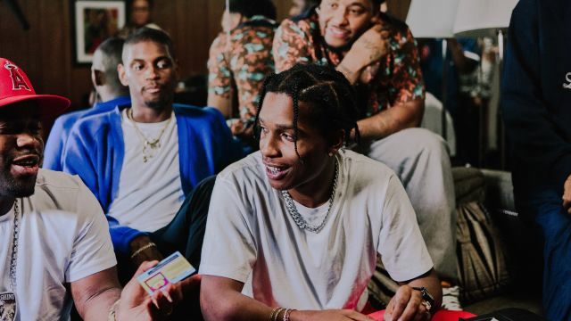 A$AP Rocky Answers Questions From Raf Simons, André 3000, Mahershala Ali, and More