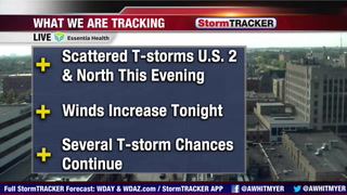 Tracking Storms & Wind