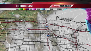 StormTRACKER Weather: Warmer Temps on the Way