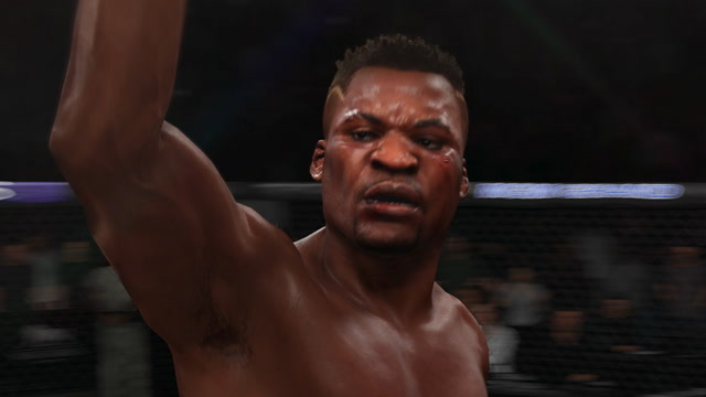 UFC 3 Gameplay - Stipe Miocic vs Francis Ngannou - UFC 220 Main Event