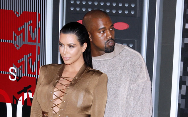 "Kim Kardashian And Kanye West Announce Third Child, ""She's Here!"""
