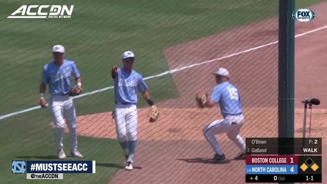 Boston College vs. North Carolina ACC Baseball Championship Highlights (2019)