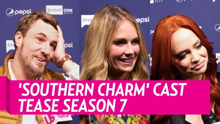 Kathryn Dennis, Shep Rose and More 'Southern Charm' Stars Tease 'Fresh' Season 7 Ahead of Filming