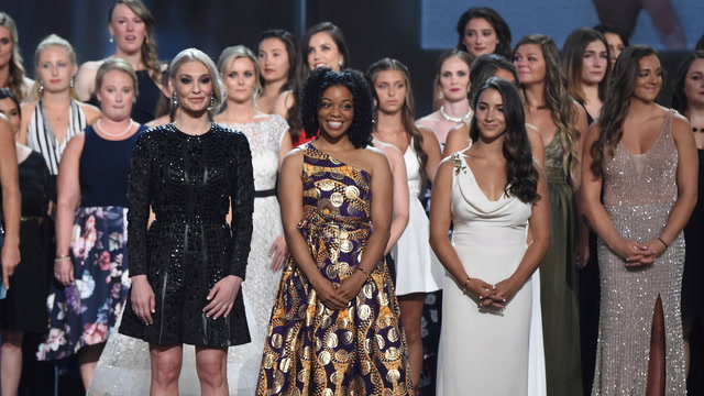 Larry Nassar survivors honored at 2018 ESPY Awards