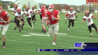 H.S. Football: Shanley beats Devils Lake, finishes regular season undefeated