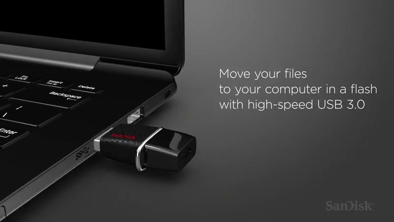 Sandisk 64gb Ultra Dual Usb Flash Drive 30nbsp For Pc Amp 16gb 30 Otg Grey Ori Easily Move Files The