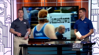 Sports Sunday February 18th: Best reactions at State Wrestling Tournament