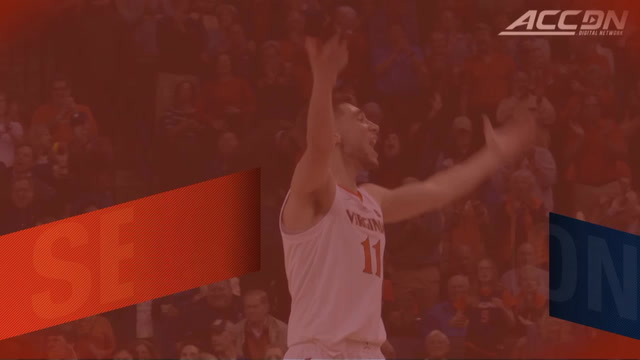 Virginia Is NCAA Tournament Bound | No. 1 Seed South Region