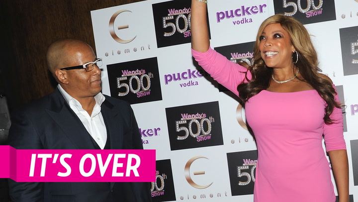 Wendy Williams Files for Divorce From Husband Kevin Hunter After More Than 21 Years of Marriage