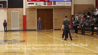 Trojans Booster Club Cash Scramble