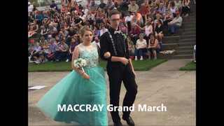 Grand March in the City Park