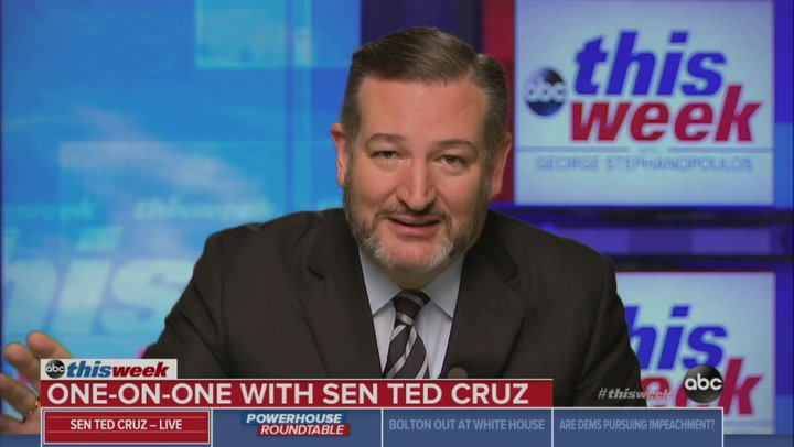 ABC's George Stephanopoulos Confronts Ted Cruz on His Former Anti-Trump Stance: 'Were You Just Wrong Then?'