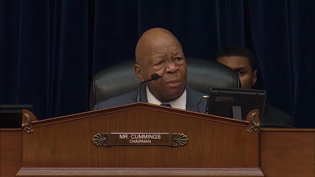 'Dancing with the angels': Rep. Cummings's closing statement at Cohen hearing