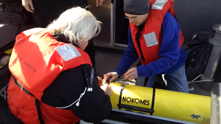 EPA, UMD researchers retrieve glider in Lake Superior