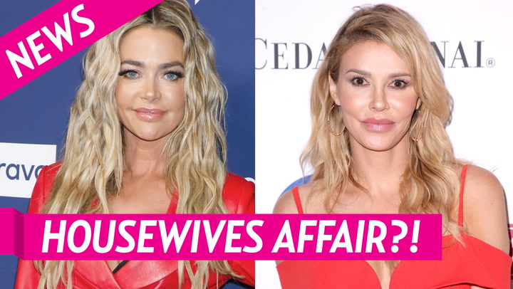Brandi Glanville Is 'Willing to Take a Lie Detector Test' Amid Denise Richards 'RHOBH' Hookup Drama