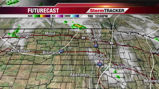Storms Possible the Evening