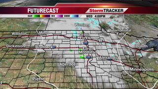 Light Snow in the Area this Morning