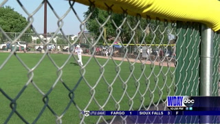 Fargo Little League falls to Sioux Falls in region qualifier