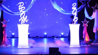 SCC HS Prom Grand March 2019