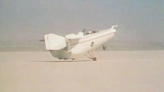 Incredible Old-School Footage of NASA's X-Plane Program