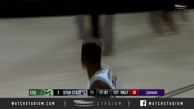 Colorado State vs. Utah State Basketball Highlights (2018-19)