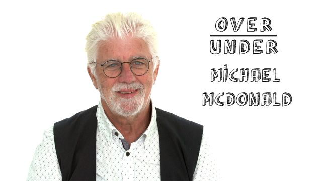 Michael McDonald Rates Mac DeMarco, Nipple Piercings, and Golf